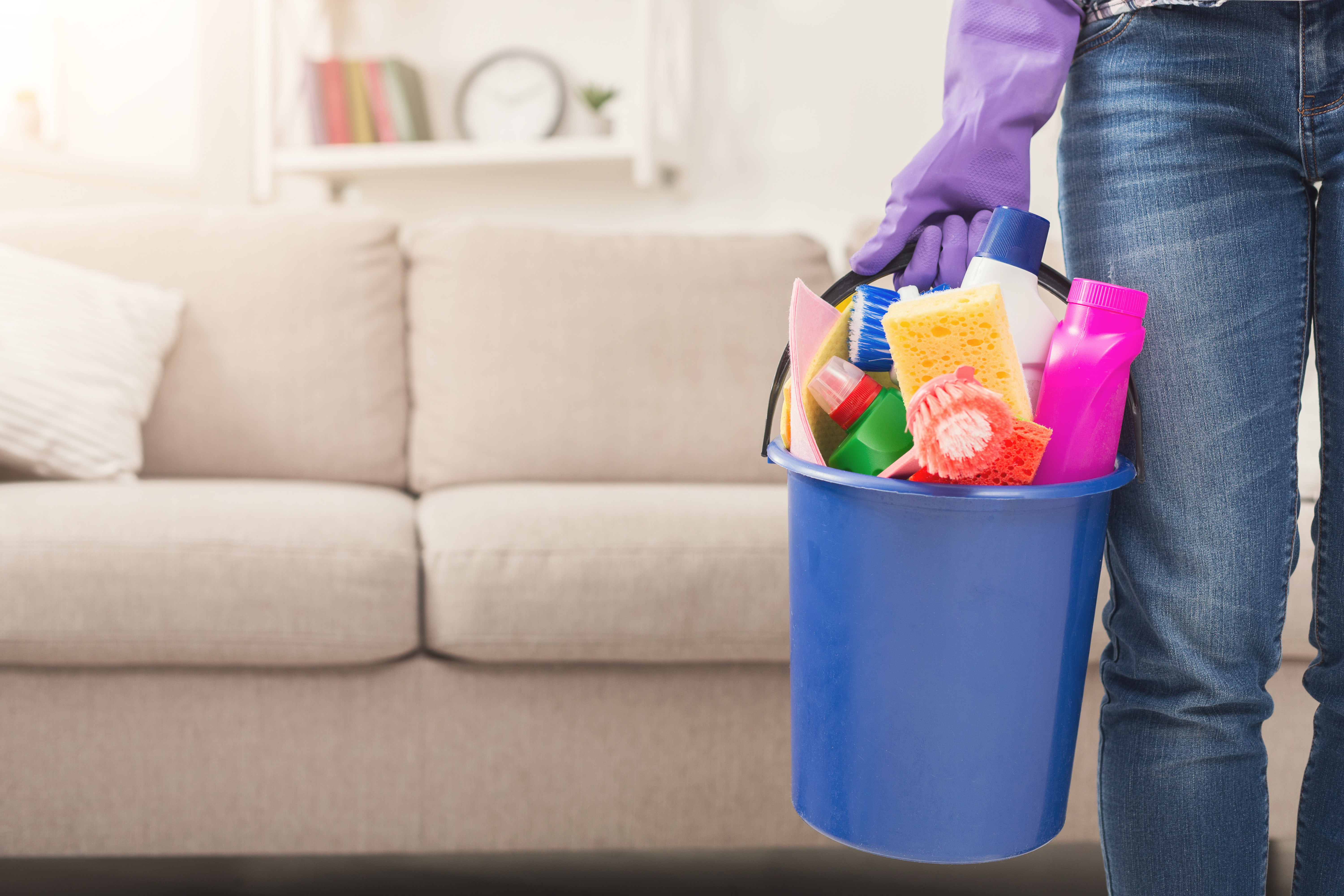 Create Your New Summer Cleaning Schedule